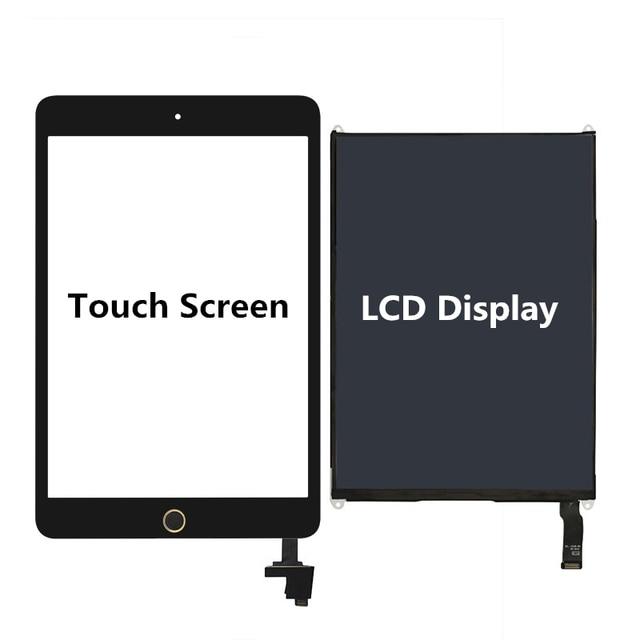 Netcosy Cho ipad mini 1 Màn Hình Cảm Ứng Digitizer bảng điều chỉnh & Màn Hình Hiển Thị LCD Sửa Chữa Phần Đối Với ipad mini 1 A1432 A1454 A1455