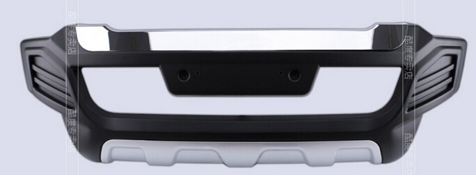 bumper guard frontrear iso9001 high quality auto bumper plate for ford edge