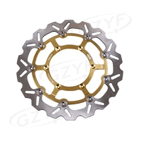 Motorcycle Front Brake Disc Rotor For Suzuki DRZ 400 SM DRZ400SM DRZ400 2005 2006 2007 2008