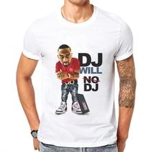 Fashion Nova Men T-Shirts 3D Printed Rock Style WILL DJ Cotton Mens T Shirt Short Sleeve Tshirt O-Neck Hombre Tee Shirts