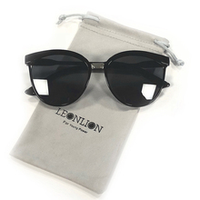 LeonLion Candies Brand Designer Cat Eye Sunglasses Women Luxury Plastic Sun Glas