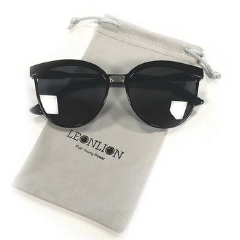 LeonLion cukierki marka projektant okulary przeciwsłoneczne cat eye kobiety luksusowe plastikowe okulary przeciwsłoneczne klasyczne Retro Outdoor Oculos De Sol Gafas tanie i dobre opinie Okład Lustro UV400 Antyrefleksyjną Fotochromowe Z tworzywa sztucznego Dla dorosłych Akrylowe 51mm 59mm Sunglasses 15940