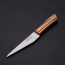Freies Verschiffen Professionelle Geschmiedet Küche Fleischermesser Schlachtung Boning Messer Division Messer Koch Cleaver Eviscerate Fleisch Messer