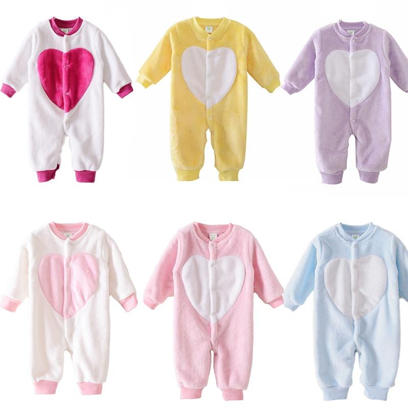 New Baby Girl Clothes Newborn Pajamas Set Cartoon Anime Rompers