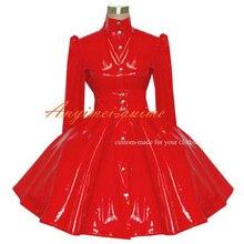 Kostum Merah Punk Dibuat