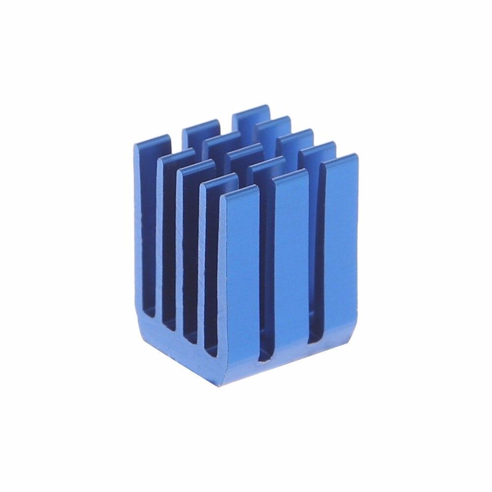 Sensible 12 Pcs/set Heat Sink Aluminum Copper Heatsink Radiator Cooler Kit For Raspberry Pi 2 Demo Board Accessories 3 Demo Board Accessories C26