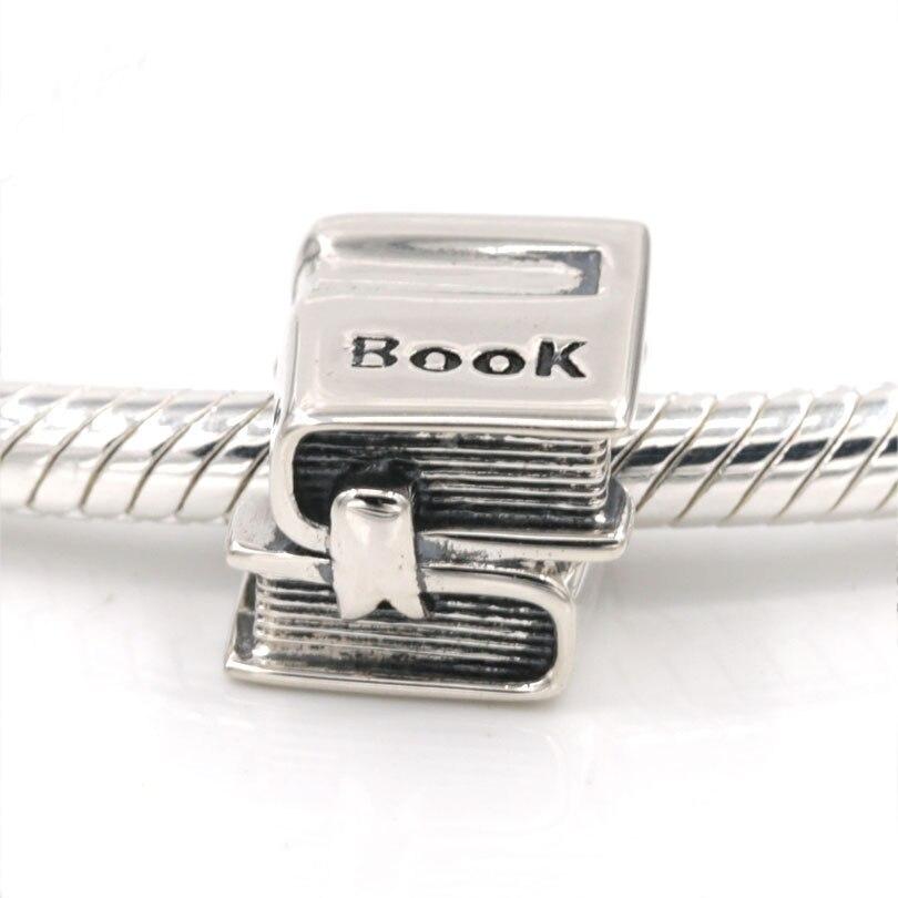 book charm pandora