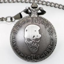 Death Note pocket watch with Chain (2 colors)