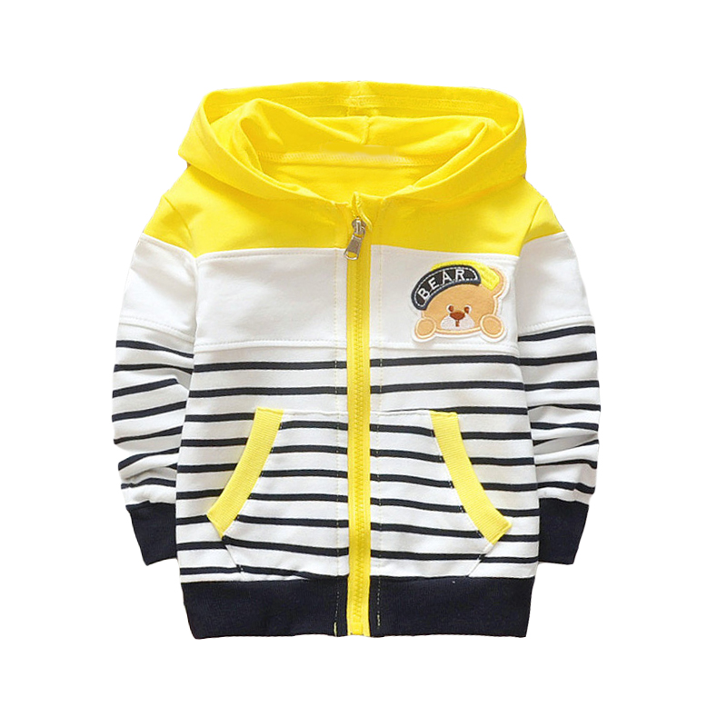 new spring autumn baby clothes boys girls hoodie cotton stripe casual sweatshirt jacket for boys kids children sport hoodies 2018 autunm warm sweatshirt parka folk custom print hoodies cotton women crop top hoodie moleton feminino dropshipping ag 15