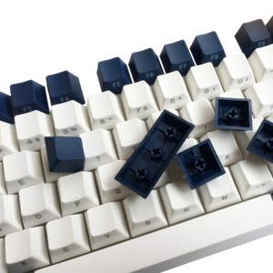 Image 3 - Nasadki na klawisze z PBT nadruk boczny ANSI ISO Cherry MX zestaw klawiszy do 60%/TKL 87/104/108 klawiatura mechaniczna MX pasuje do Anne iKBC Akko X Ducky