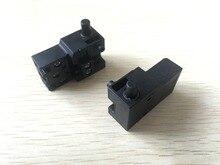 2 Pcs KR1040 AC 18A/125V 12A/250V SPDT Electric Button Switch for Makita 1040