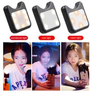 Image 3 - Apexel מיני נייד חצובה חדרגל עם מרחוק Bluetooth ontrol Selfie למלא Led אור עבור iPhone X 7 8 סמסונג נייד טלפון