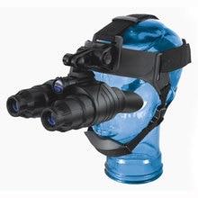 Pulsar Тактический Цифровой бинокль ночного видения GS 1×20 75095 Инфракрасные ночные очки шлем установленный ночного видения охотничье снаряжение
