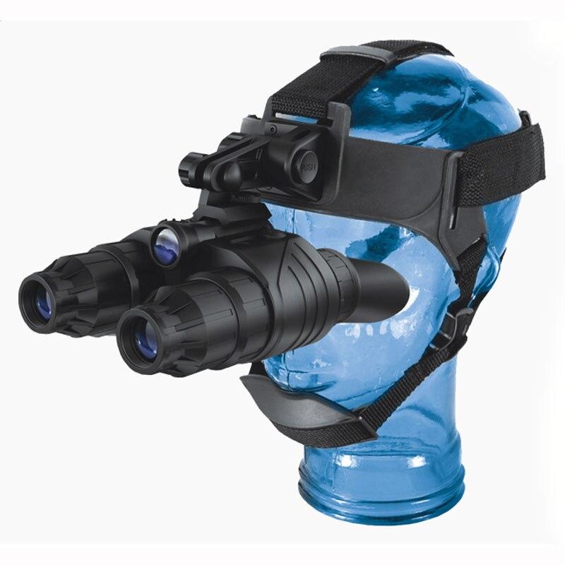 Pulsar Tactical Digital Binocolo di Visione notturna GS 1x20 75095 Notturna A Raggi Infrarossi Occhiali Montato Sul Casco di Visione Notturna di Caccia Gear