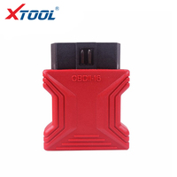 100% Original Xtool Universal Main obd2 connector for x100pro x100 pro pad 2 pad2 obd2 connector Free Shipping