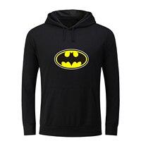 IDzn Women S Hoodies DC Superhero Bruce Wayne Batman The Dark Knight Nightwing Symbol Girl S