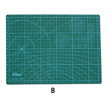 A3 A4 PVC Self Healing Cutting Mat Craft Quilting Grid Lines Printed Board Hot Sale