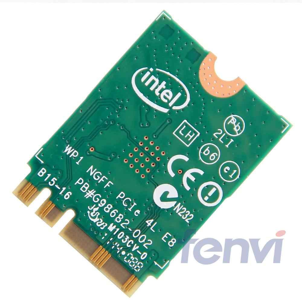 עבור אינטל להקה כפולה אלחוטי-AC 3160 3160NGW NGFF M.2 Wifi Bluetooth 802.11ac 2.4 גרם/5 ghz מחשב נייד wlan BT 4.0 משולבת אלחוטי כרטיס