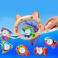 Brinquedos para o Banho do bebê Para Recém-nascidos Oyuncak Dos Desenhos Animados Educacional Crianças Brinquedos de Praia Brinquedos Piscina de Água Brinquedo Para Bebe