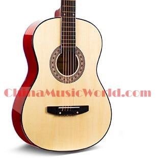 38 inch Acoustic/ Basswood Back & Sides/ AFANTI Acoustic guitar (ACM-163)
