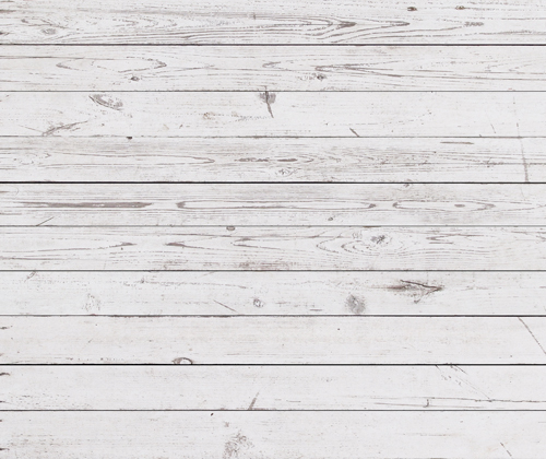 5x7ft White Wood Texture Seamless Floordrop Wood Distressed Newborns