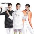 New 2017 Women Winter Jacket Warm Solid color Coat Fashion Slim Wadded Cotton Coat Parka Female Down & Parkas Bekoshine
