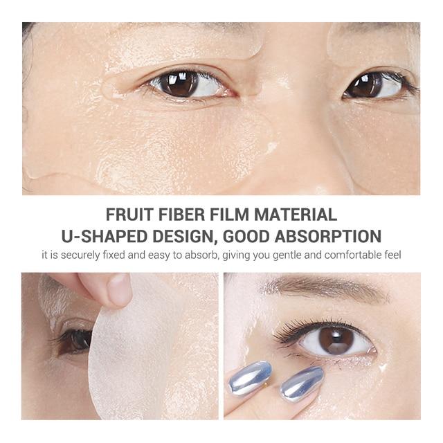 Puffy Eyes and Dark Circle Remover Eye Patches Serum (Lanbena) 5