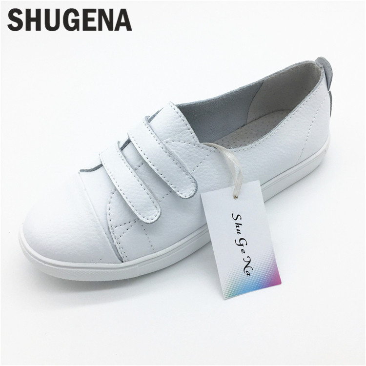 C53 Autumn Flat Shoes Women Casual Shoes Split Leather Flats Buckle Loafers Slip On Soft Women's Flat Shoes Moccasins designer women ballet flats slip on summer casual flat shoes split leather loafers comfortable moccasins round toe chaussure