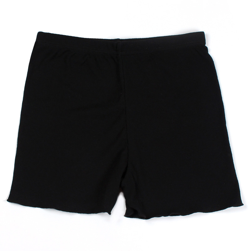 2018 New Women Soft Cotton Seamless Safety Short Pants Hot Sale Summer Under Skirt Shorts Plus Size Breathable Short Tights (4)