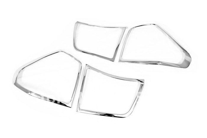 high quality chrome tail light cover for lexus rx 330 350