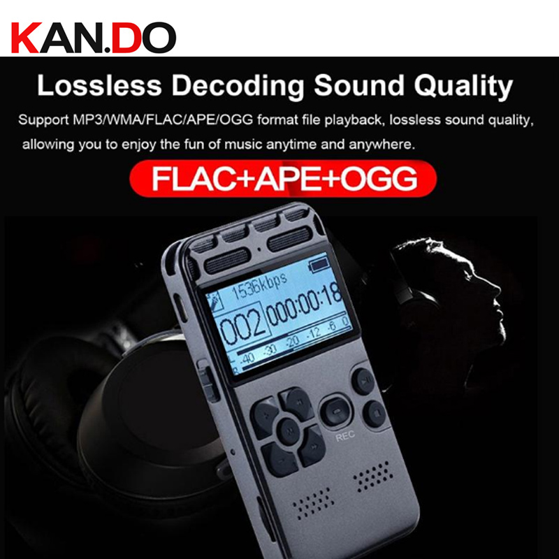 VM181 lossless Mini 8GB Digital Voice Recorder Portable Sound Audio Dictaphone With USB MP3 Player Speaker Support TF Card aroma ag 03m 5w mini portable guitar amp recorder speaker tf card multifunction with distortion