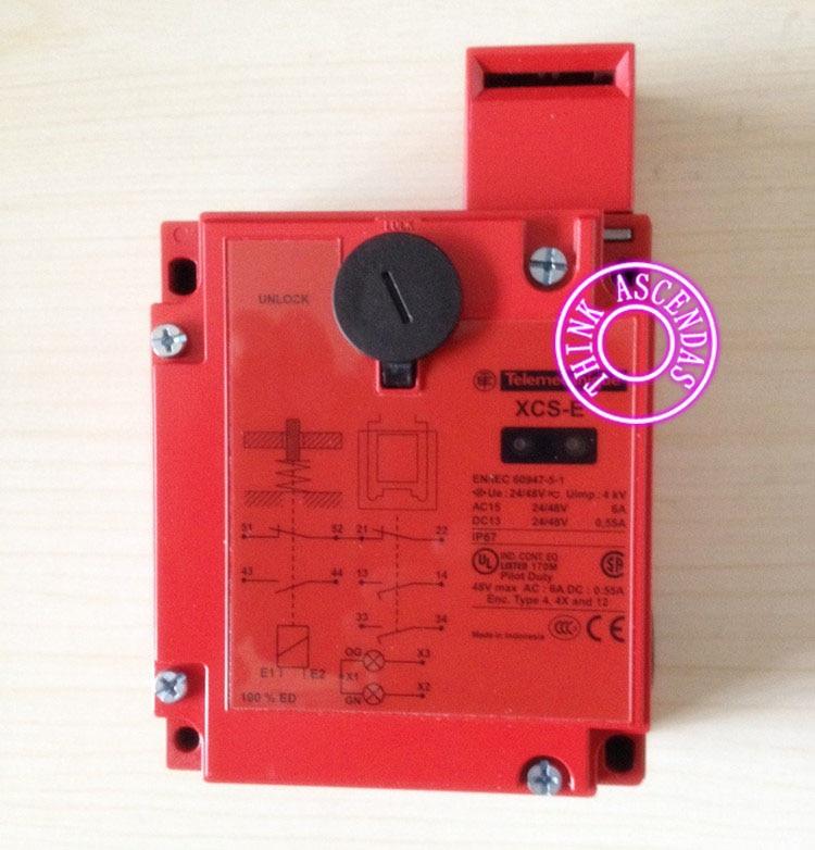 Safety switch Original New XCS-E XCSE5311 XCS-E5311 / XCSE5312 XCS-E5312 / XCSE7311 XCS-E7311 / XCS-E7312 / XCS-E7331 /XCS-E7332 xcse7311 safety switch 3pole 2nc 1no new
