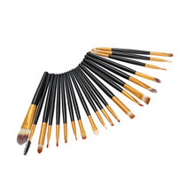 20pcs Amazing Eye Makeup Brushes Professional Soft Cosmetic Make Up Brush Set