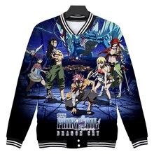 Fairy Tail 3D Varsity Jackets (10 Models)