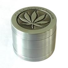 30mm 40mm 50mm 3layer 4 Layer Leaf Herb Grinder Metal Tobacco Smoke Smoking