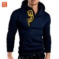 2016 Hoodies Men Sudadera Hombre Oblique Zipper Tracksuits Pullover Suit Mens Hoodies And Sweatshirts Assassins Creed Coat 3XL