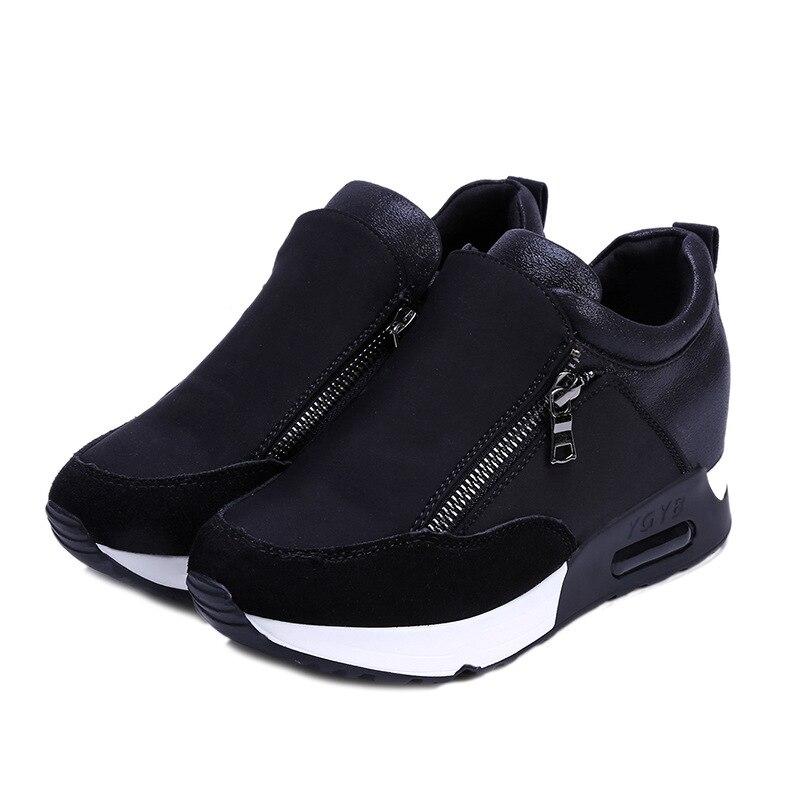 Chaussures décontractées femmes Chunky baskets mode papa chaussures pour femmes printemps automne Chunky baskets vulcaniser chaussures