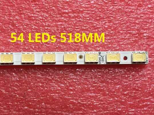 1 قطعة UA46B7000WF LJ64-01764B LED قطاع SVS46_2ND_120HZ 54 المصابيح 518 مللي متر