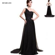 Сексуальное длинное вечернее платье с блестками и открытой спиной