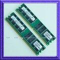 Para Smaung 2 GB 2x1 GB PC3200 DDR400 400 MHz 184Pin DIMM Desktop Módulo de MEMÓRIA de Baixa Densidade 2G RAM Frete Grátis