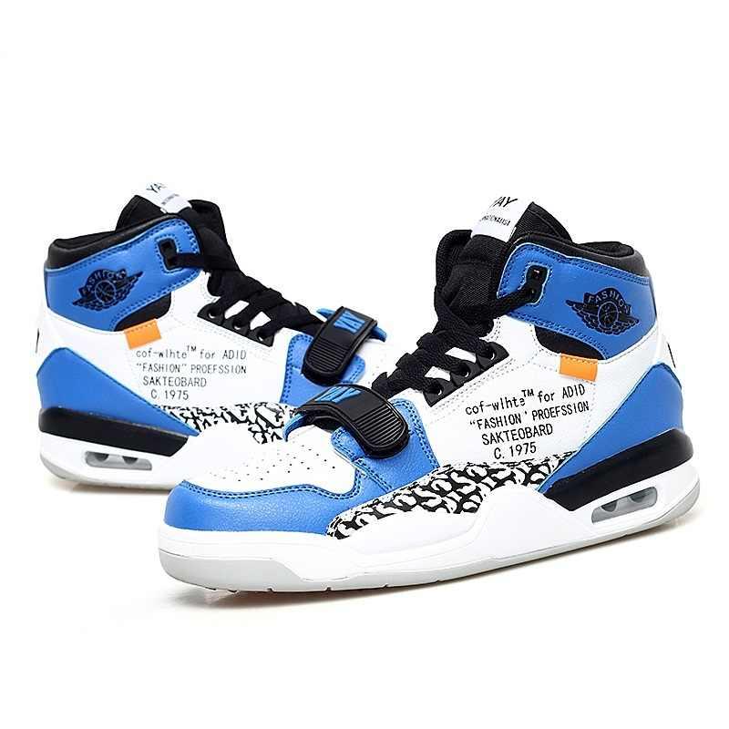 حذاء رجالي احذية كرة السلة الرجال عدم الانزلاق وسادة هوائية لكرة السلة أحذية رياضية Zapatillas دي Baloncesto Jordan 4 أحذية في الهواء الطلق