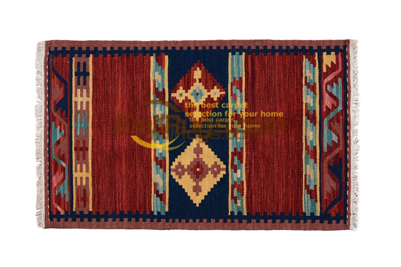 handmade wool kilim rugs living room rug bedroon bedside blanket corridor Mediterranean style sf08v2gc131kilimyg4