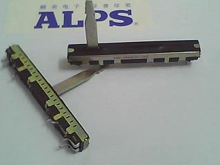 日本アルプスビュイック世紀自動車空調6センチストレートスライドポテンショメータスイッチに関連したシングルステップキロバイト
