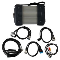 2018 High Quality Super Mb Star C3 With 5 Cables Diagnosis For Cars 12v Without Hdd