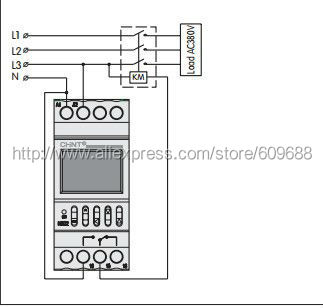HTB1UZkHFXXXXXbwaVXXq6xXFXXX2 aliexpress com buy chint nkg3 nkg 3 lcd microcomputer astro time chint contactor wiring diagram at creativeand.co