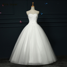 HIRE LNYER NAJOWPJG Bridal Gowns Ball Gown Wedding Dresses