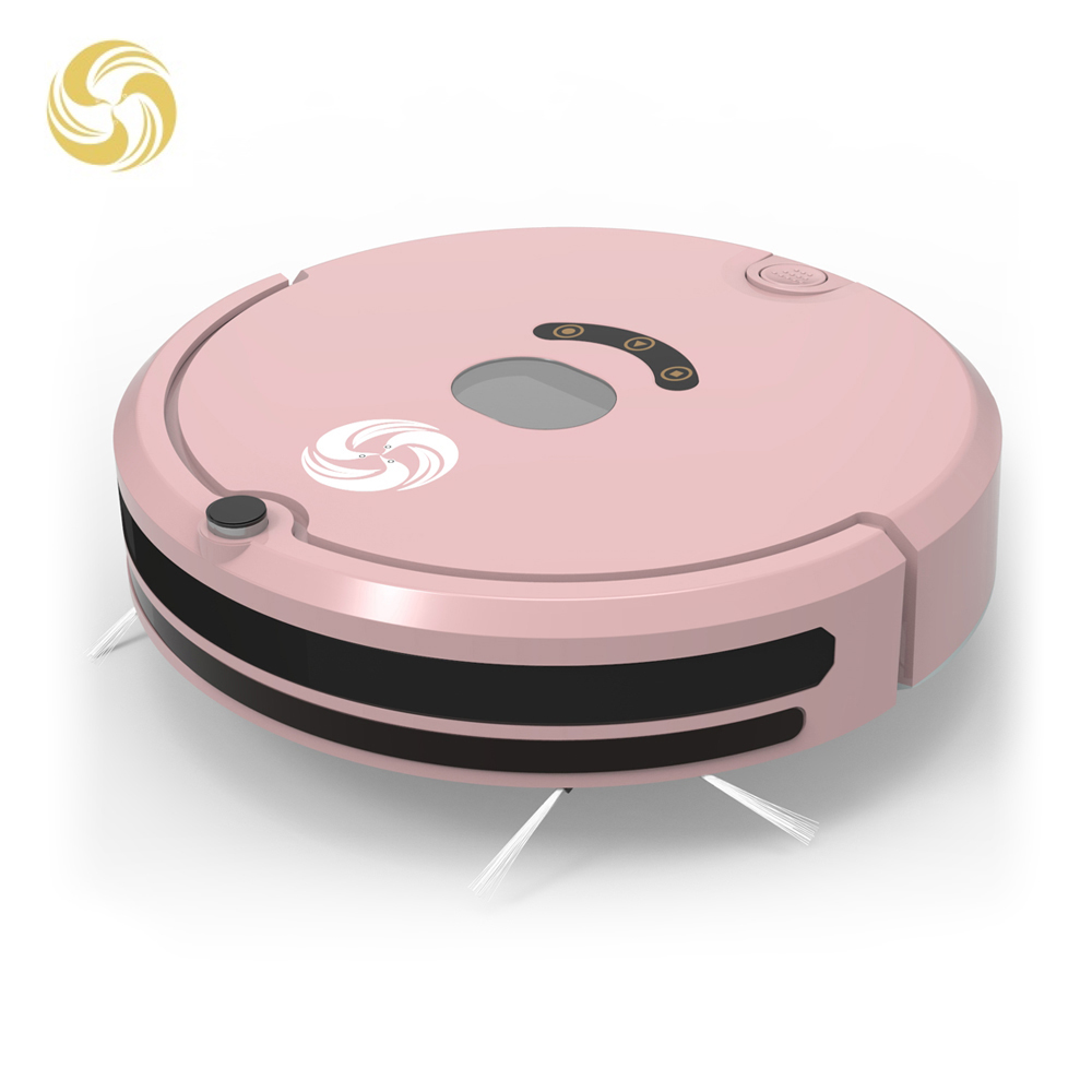 2017 FR - S Robot Vacuum Cleaner Automatic Sweeping Dust Sterilize Smart Cleaning Robotic for Home Planned Remote Control EU купить