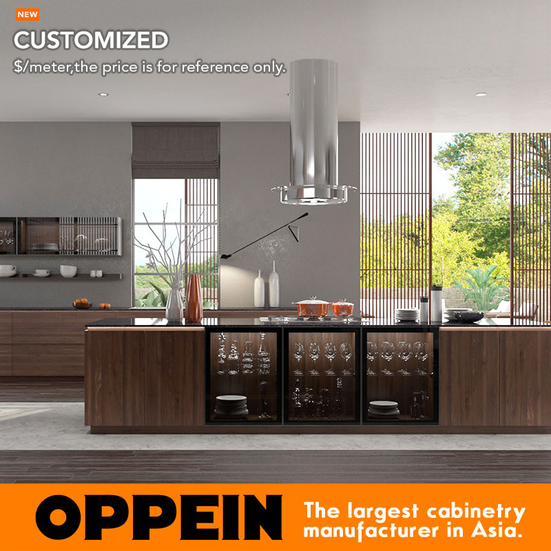 Kitchen Cabinet Customer Made New Design Kitchen Cabinetry Free Design Blum  Hardware Kitchen Cabinet OP17 HPL02