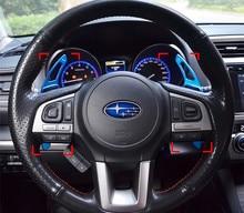 Gros Subaru palettes de