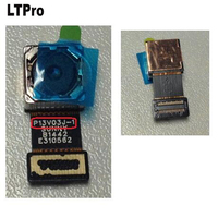 Ltpro高品質13mpメインリアバックカメラ用レノボk50 K50-T5バックカメラ携帯電話交換部品